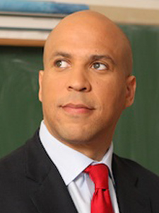 Mayor Cory Booker, Newark, NJ